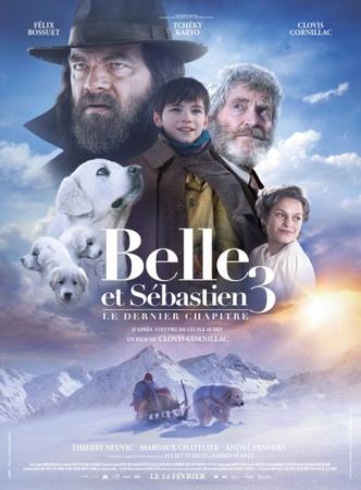 Белль и Себастьян: Друзья навек (2017) — трейлеры, даты премьер — КиноПоиск