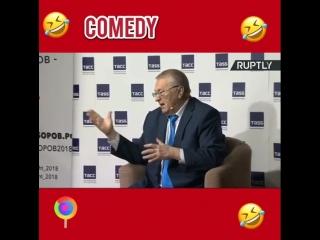 Жириновский о Собчак итоги выборов