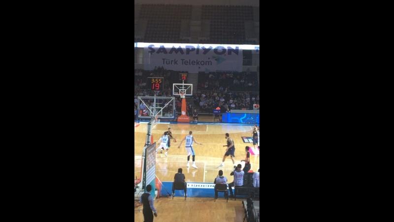 Fenerbahçe basket 🏀 maç Ankara
