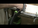 фрезеровка кромки 2 мм на трапецивидной детали