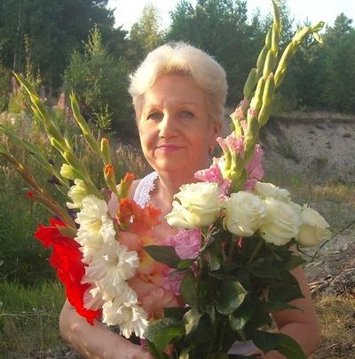 Галина Силантьева, 6 августа , Орел, id219831197