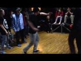 Bboy Jazzy-sha hip-hop #2 MoMo battle 03.05.2015