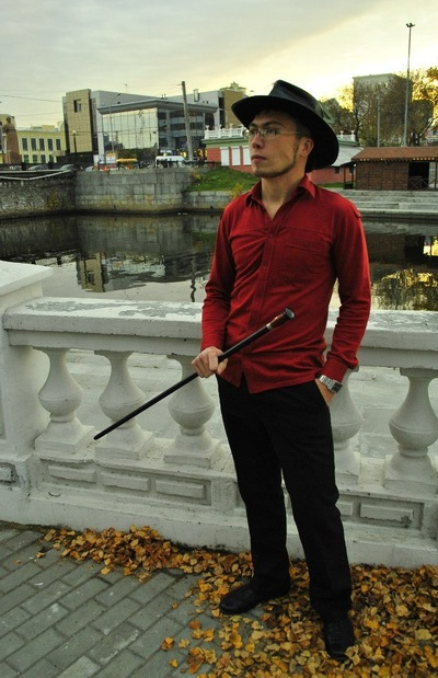 Алексей Самохвалов