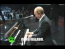 😻😹😹Тат -т-ата, тат-а-та Путин может вот эт да В пляс пошли он и она! !!👍👍👍