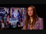 """_""""I was so obsessed!_"""" Keira Knightley on loving Pride Prejudice and partying through Atonement"""
