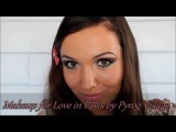 Makeup idea for Love in Paris Naked palette