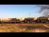 Евромайдан 16 03 На железной дороге сотни танков Перемещение украинской техники
