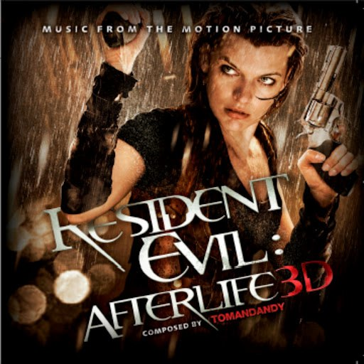 Tomandandy альбом Resident Evil: Afterlife