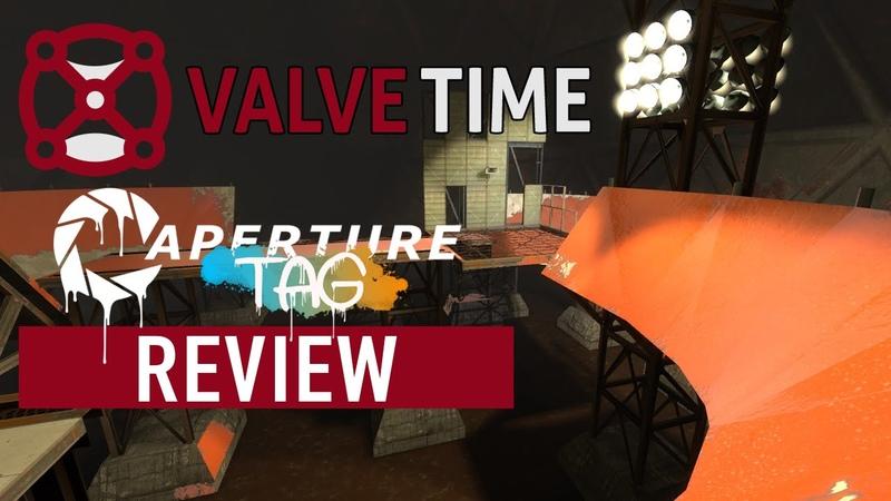 Aperture Tag Review - ValveTime Reviews