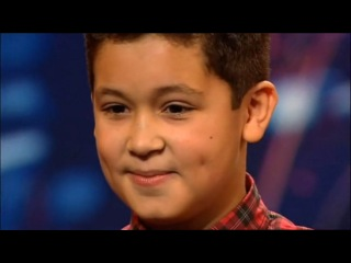 Shaheen Jafargholi / Britain's Got Talent 2009