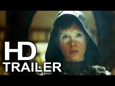 THE GIRL IN THE SPIDERS WEB Trailer 1 NEW (2018) The Girl With The Dragon Tattoo Movie HD