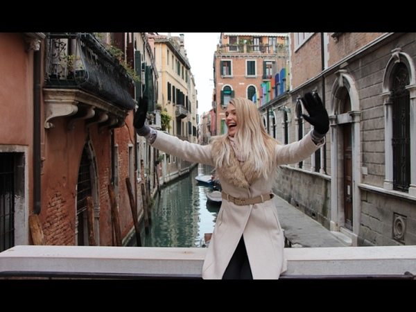 Влог 1: Путешествие в Венецию! Наш отель - дворец The Gritti Palace