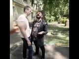 Конфликт Жорика Вартанова(Михаил Галустян) и Кирилла Терешина!!!Новое Ютуб шоу!!!