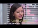Violetta 2 ~ Las chicas cantan con la prima de Francesca  En mi mundo.