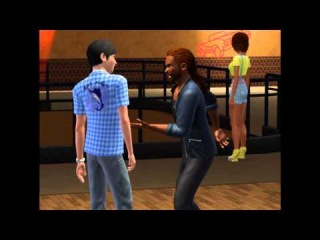 Avicii - You make me (parody in the sims 3)by alla