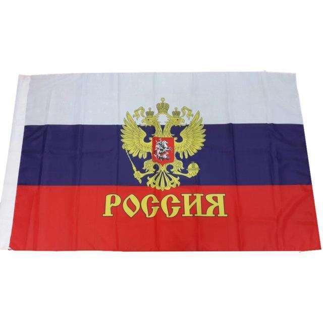 Флаг РФ 222