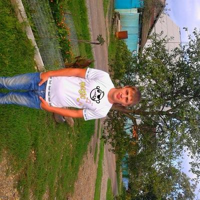 Николай Париенко, 24 ноября 1995, Белореченск, id215941588