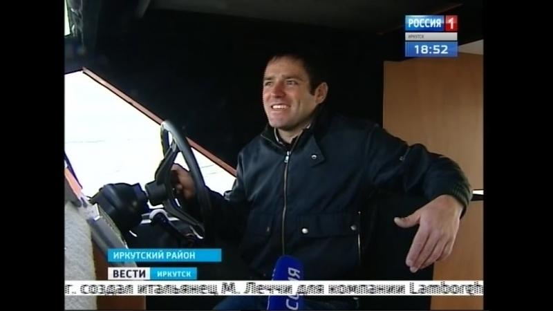 Яхту по концепции Lamborghini построил в Иркутске мужчина