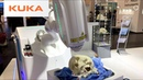 Robotic Bone Cutting with Cold Lasers