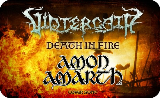 VINTERGATA - Death In Fire (AMON AMARTH Cover)