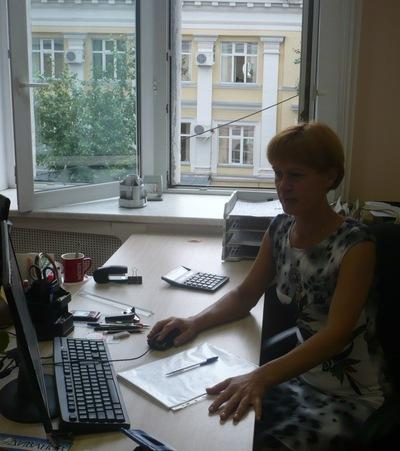 Вера Ключникова, 6 апреля , Сыктывкар, id70977197