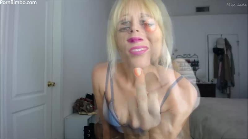 Miss Jade - Jerk In Piss Loser