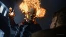Призрачный Гонщик спасает Фитца Агенты Щ.И.Т. 4 сезон 2 серия