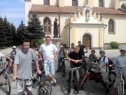 Ministranci - Mościska Parafia