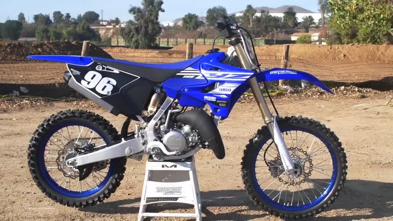 2019 Yamaha YZ125 2 Stroke