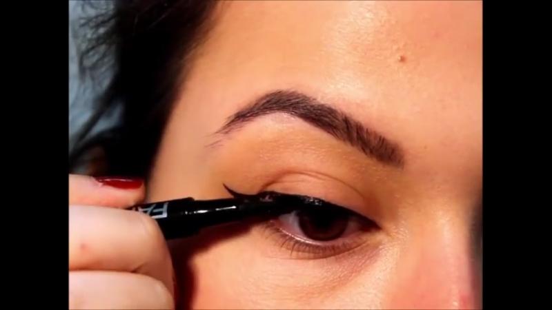 Подводка для глаз Secret Eyeliner Pen чёрная 2 г