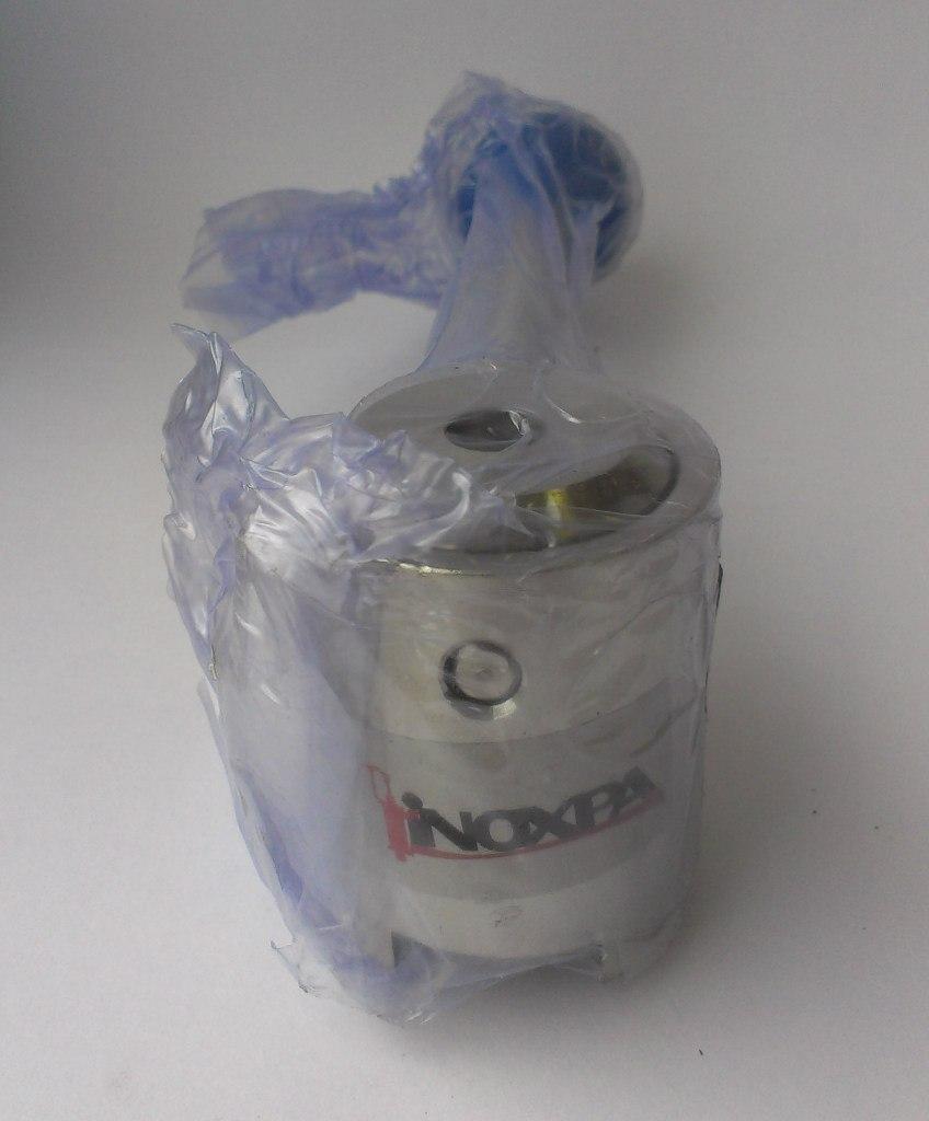 ручка заслонки инокспа в заводской пленке