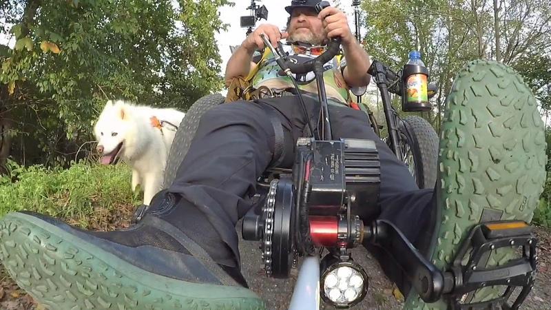 Husky Rap Music |Buffalo Valley Rail Trail |WoofDriver and SnoopWoof