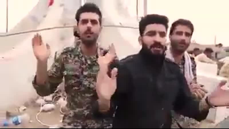 Cihad vəlvələsi - İran - Sel