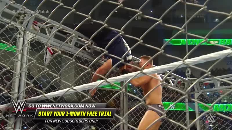 The_Miz_flips_Shane_McMahon_into_the_steel_cage__WWE_Money_in_the_Bank_2019