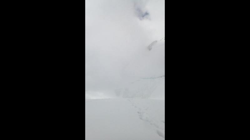 Белуха 4506м. восхождение. Штурмовой лагерь
