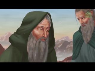 Духовные притчи. Наставление аввы Аммона.