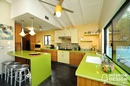 Во всяком варианте дизайн кухни в зеленом цвете будет выглядеть креативно…