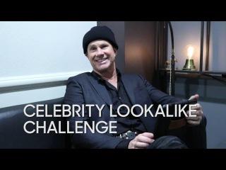 Celebrity Lookalike Challenge with Chad Smith