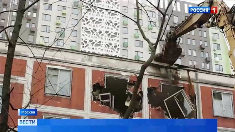 Вести Москва • В списке площадок под реновацию добавилось 26 адресов