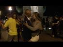 Танцы на Стрелке В О 14 августа 2018 Предпоследняя песня