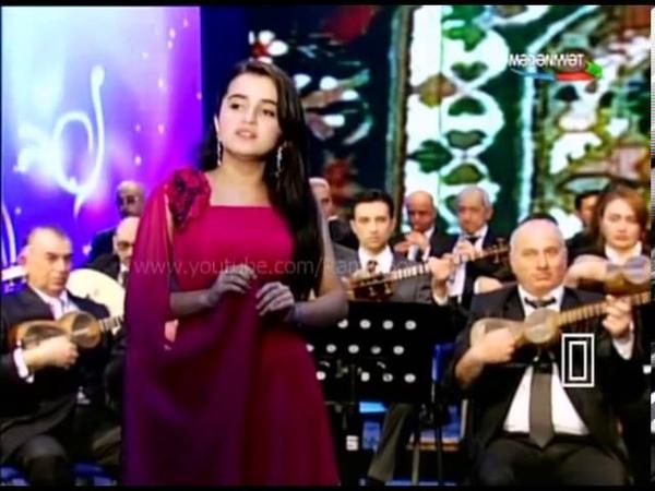 Kamile Nebiyeva - Axsham mahnisi ( Tofiq Quliyev )