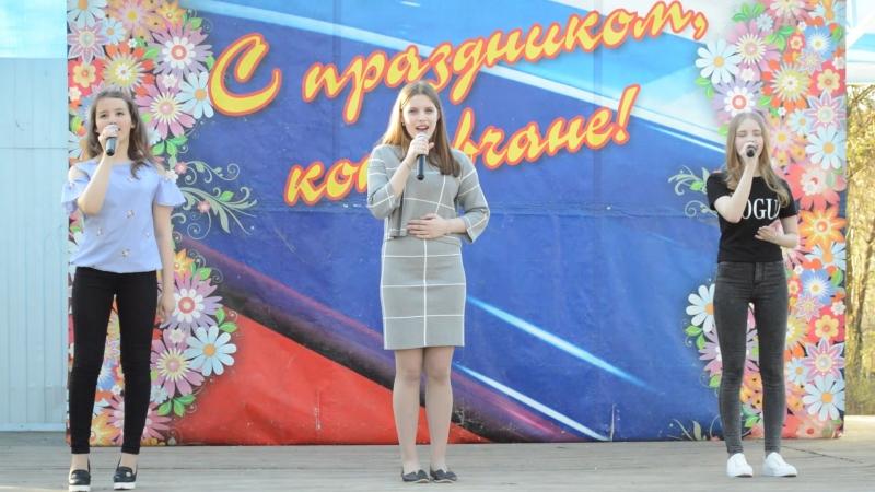 Моя Россия Виктория Жалнина гр Частный Визит рук О Костенко
