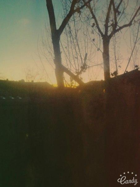 Какой красивый рассвет в 6.45????