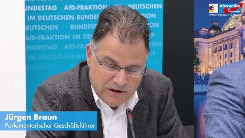 CSU stimmt EU-Resettlement Programm zu- - AfD-Fraktion im Bundestag