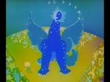 Сын Белой лошади (Венгрия, 1981) мультипликационный полнометражный, советская прокатная копия, закадровый перевод (Юрий Колычев)