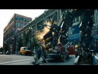 Transformers 3 (DOTM) Music video ft. Sk...verybody (480p)