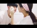 [갓스킨 - 루크미 자몽비누][커플영상] 거품뽀뽀가 가득한 커플세안 법_이러려고 이영상 봤나 자괴감 들어_Korean couple How to