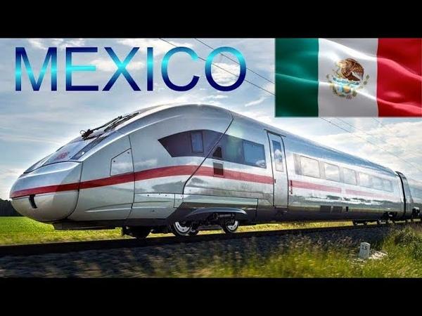 Mexico I Desarrollo y Transformación de México: El Ambicioso Proyecto Ferroviario del Tren Maya