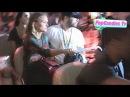 Натали и Бенджамин на  концерте Beyonce и Jay Z