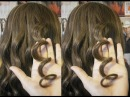 Как завить искусственный парик
